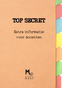 Online Escaperoom - Top Secret File
