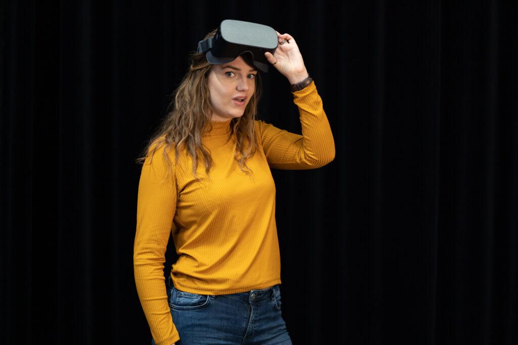 Marjet Kerkstra VR Bril
